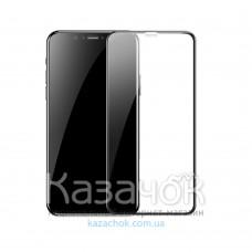 Защитное стекло 5D Gorila для iPhone XR/11 Black