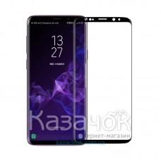 Защитное стекло 9D Flexible Ceramics для Samsung S9 G960 Black