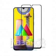 Защитное стекло 5D King Kong для Samsung M31/M315 2020 Black