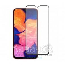 Защитное стекло 5D iNavi Premium для Samsung A10/A10s/M10 Black