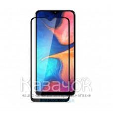 Защитное стекло 5D iNavi Premium для Samsung A51 2020 Black