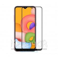Защитное стекло 5D iNavi Premium для Samsung A01/A015 2020 Black