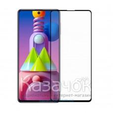 Защитное стекло 5D King Kong для Samsung M51/M515 2020 Black