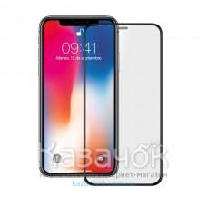 Защитное стекло 5D Premium iPhone X/XS/11Pro Black