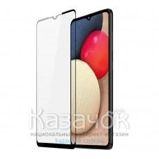 Защитное стекло 5D Full Glue для Samsung A02S/A025 2021 Black