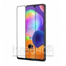 Защитное стекло 5D Full Glue для Samsung A31/A315 2020 Black