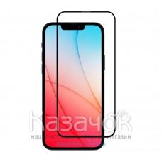 Защитное стекло iPaky для iPhone 13 Mini Black